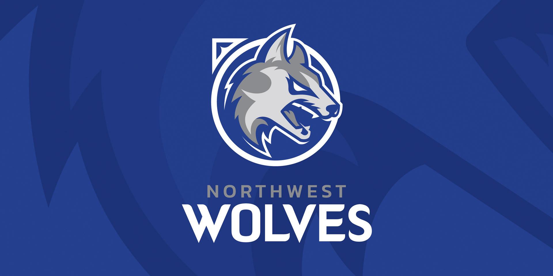 Waukee Northwest Wolves Logo